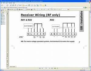 Wiring Rf Room Stat
