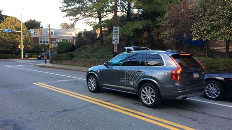 ubers   driving volvo suvs   spotted