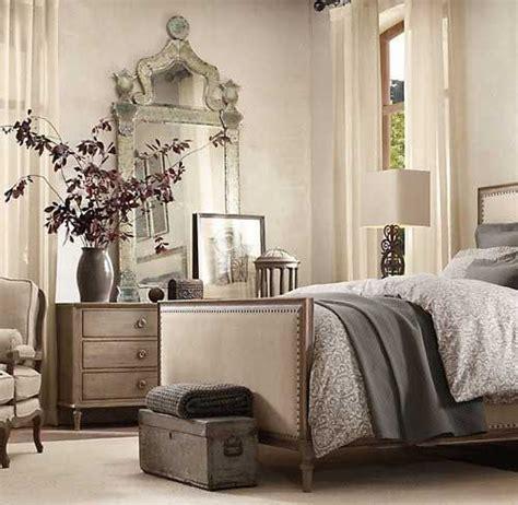 ideas  restoration hardware bedroom