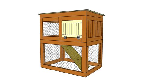 Plans For Rabbit Hutch - 50 diy rabbit hutch plans to get you started keeping rabbits