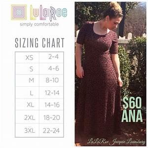Lularoe Debbie Size Chart Lularoe Size Chart Yaryak