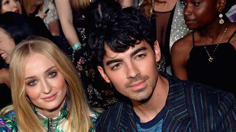 Sophie Turner y Joe Jonas rompieron brevemente antes de su ...