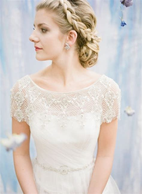 beautiful braided wedding hairstyles ideas