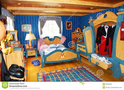 chambre mickey la chambre à coucher de mickey mouse chez disneyworld