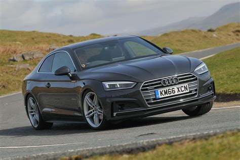 New Audi A5 Coupe vs new Mercedes E-Class Coupe   What Car?