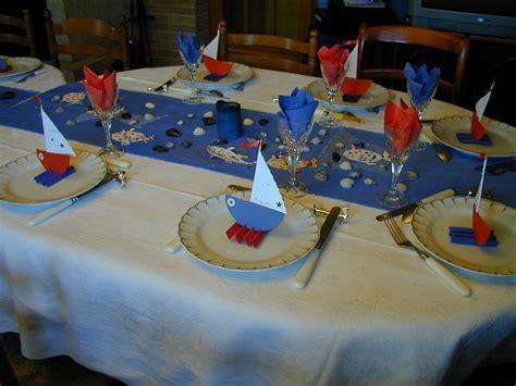 deco theme de la mer table d anniversaire th 232 me de la mer photo de d 233 co de tables p tites id 233 es