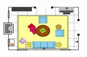 Comment Agencer Son Salon : comment agencer mon salon pour optimiser l espace ~ Melissatoandfro.com Idées de Décoration