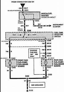 Headlight Switch Wiring Diagram For 1993 F250