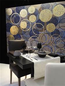 Sculpture Murale Design : panneaux de d coration murale pour un restaurant design sophie briand collet sophie briand ~ Teatrodelosmanantiales.com Idées de Décoration