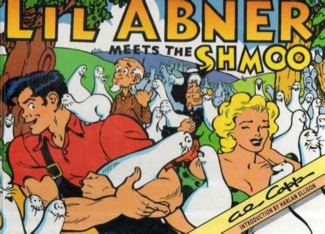 Li'l Abner Meets The Shmoo (issue