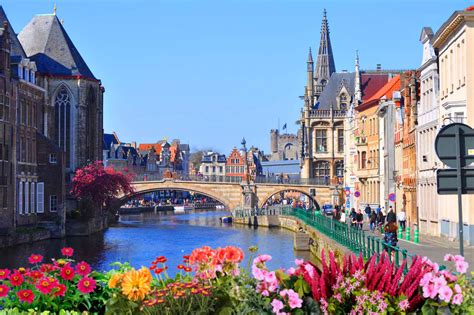 Intelliblog Travel Tuesday 116 Ghent Belgium