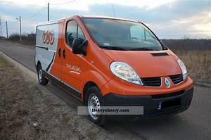 Renault Trafic 2 0 Dci 115 Km Air 2007 Other Vans  Trucks