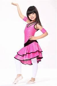 pas cher enfants ballet jupe a volants de danse latine With robe salsa pas cher