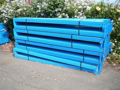 used pallet racks used apc pallet racking beams 2585mm rack shelf