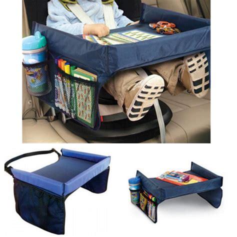 peinture siege auto jouer snack siège auto enfant bébé plateau plaque dessin