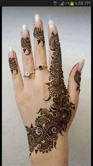 henna mariage wedding theme gorgeous henna 2030900 weddbook