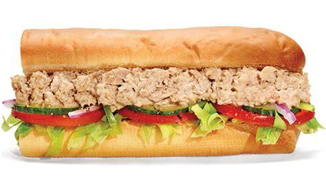 Subway Best Sandwich Menu All Sandwiches Subway Com Canada English