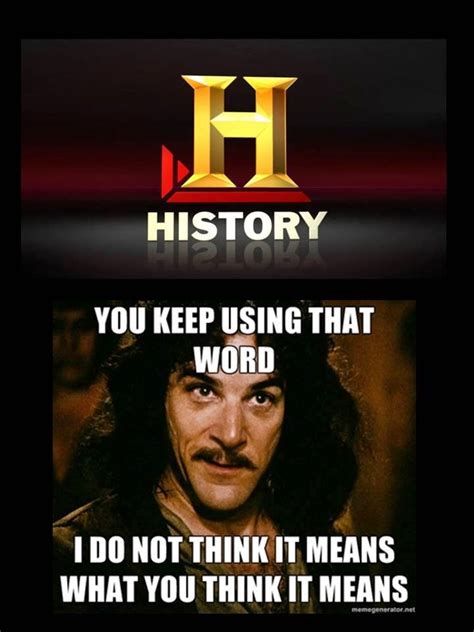 History Meme - 11 differences i have encountered in america