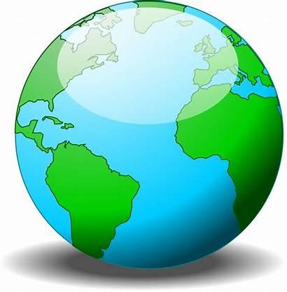 Globe Clip Clipart Earth Transparent
