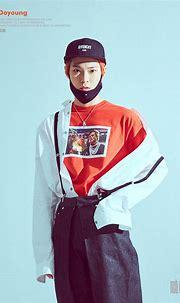 Image - NCT U Doyoung The 7th Sense photo.png | Kpop Wiki ...