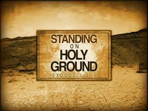 exodus 3 1 22 standing on holy ground sermons and sermon lectionary resources