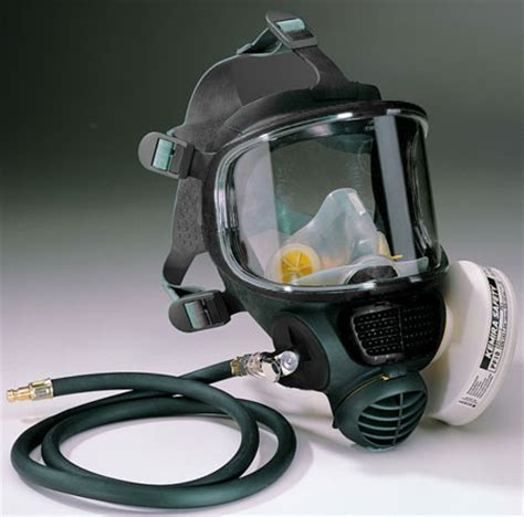 promask combi air fed filter mask