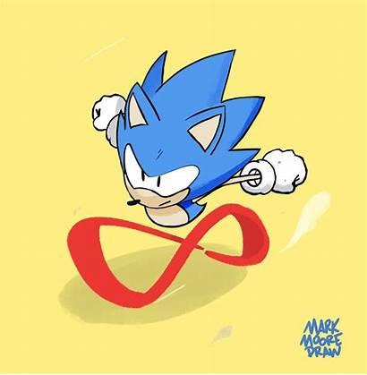 Sonic Run Deviantart Animation Hedgehog Character Deviant