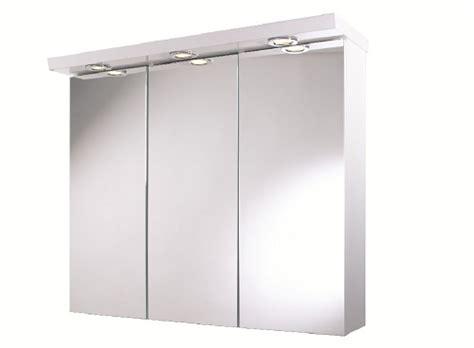 croydex alaska illuminated mirrored wall cabinet ebay