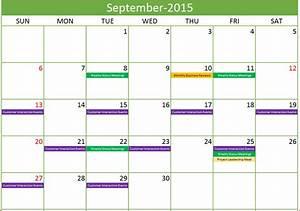 Event calendar maker excel template indzara for Weekly event calendar template