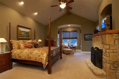 Three House Plans With Romantic Master Suites   The House