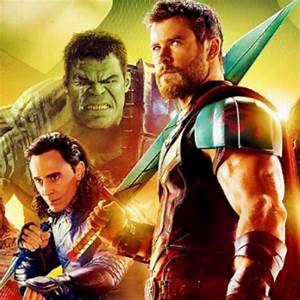 New Japanese 'Thor: Ragnarok' Trailer Opens With A ...