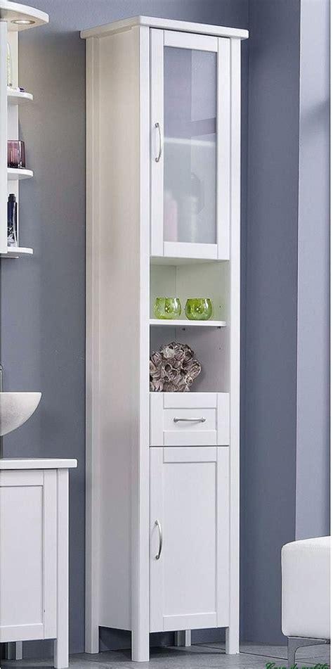 matratzen informationen badezimmer schrank hochschrank weiß bad möbel vitrine