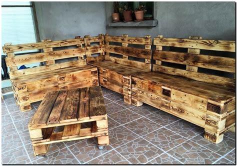 pallet wood furniture pallet plans pallet ideas Reclaimed
