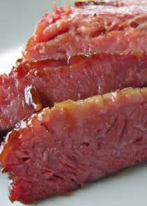 Glazed Corned Beef Recipe
