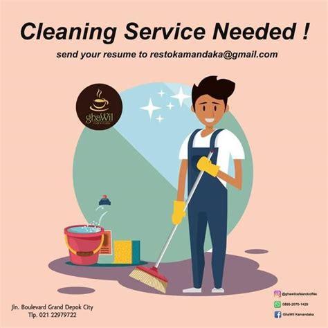 100+ lowongan baru setiap hari 20.000+ perusahaan. Lowongan Kerja Cleaning Service - 𝙈𝙊𝙃𝘼𝙈𝙈𝘼𝘿 𝙅𝘼𝙀𝙉𝙐𝘿𝙄𝙉 di Depok Kota, 28 Jul 2019 - Loker | AtmaGo ...