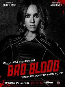"""Jessica Alba Appearing as Domino in Taylor Swift's """"Bad ..."""