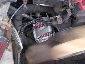 So The  U0026quot Alternator Fire O-ring Leak U0026quot  Happen To Me A Few Hrs Ago    - Clublexus