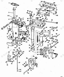 Johnson Outboard Parts By Year 1973 Oem Parts Diagram For