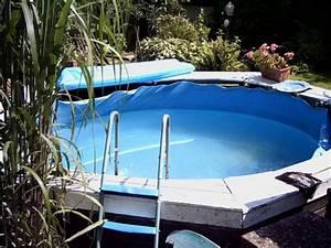 garten pool selber bauen eine verbluffende idee With französischer balkon mit schwimmbad im garten bauen