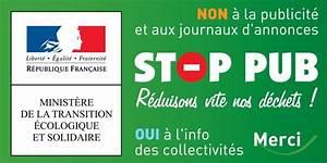 Pas De Pub Merci : stop pub minist re de la transition cologique et solidaire ~ Dailycaller-alerts.com Idées de Décoration