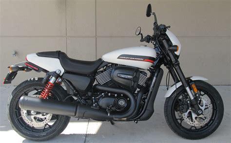 New 2019 Harley-davidson Street Rod Xg750a Street In