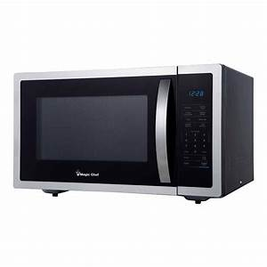 1 6 Cu  Ft  Countertop Microwave Oven - Microwaves