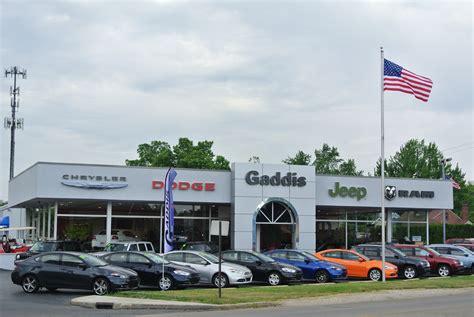 chrysler jeep dodge dealership about bill gaddis chrysler new chrysler dodge jeep ram