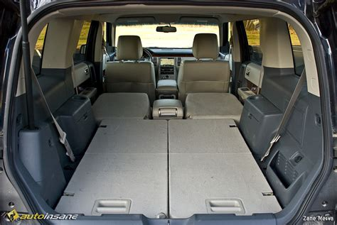 ford flex interior storage review forthcoming