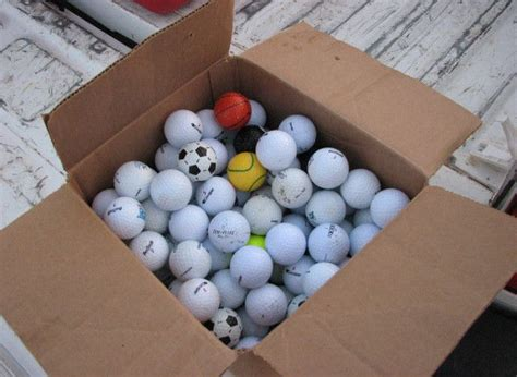 Plink Your Sink Balls by Top 25 Ideas About Crafts Golf Balls On