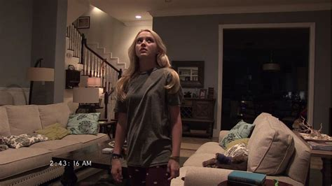 Jump Scares In Paranormal Activity 4 (2012) – Where's The ...