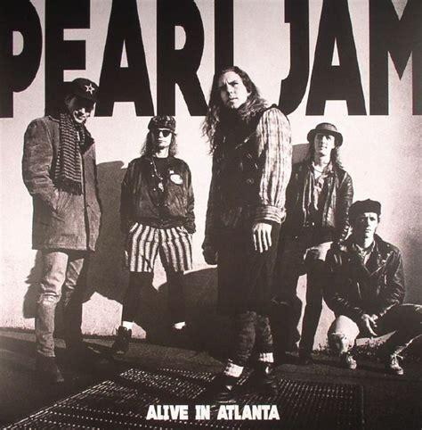 Pearl Jam Alive In Atlanta Vinyl At Juno Records