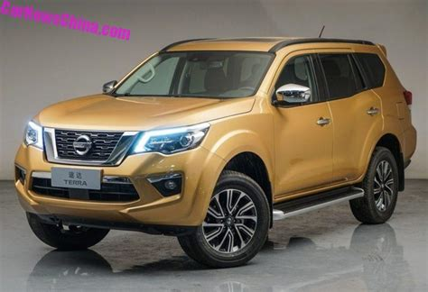 Nissan Terra Backgrounds by Nissan Terra Suv Will Launch On The Car Market On