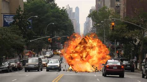 Car Explosion Wallpaper green screen car explosion with sound