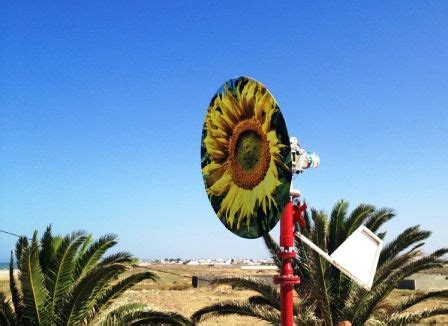 Два необычных ветрогенератора для мегаполисов . Проект Заряд